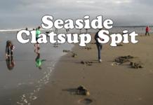 Seaside Clatsup Spit