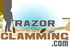 Razor Clamming Logo