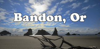 Bandon Beaches
