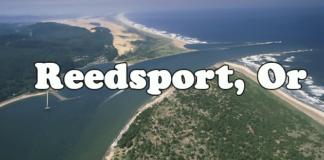 Winchester Bay Umpqua River Reedsport