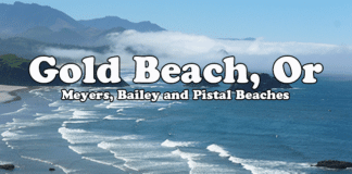 Gold Beach Bailey Beach Meyers Beach